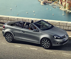Volkswagen Golf Cabriolet Karmann Edition