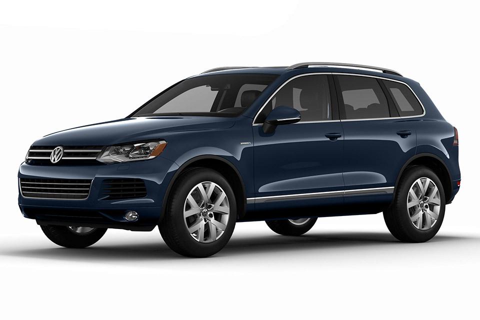 Limited Edition 2014 Volkswagen Toureg X