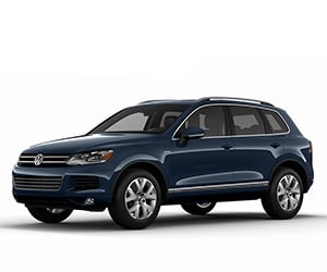 Limited Edition 2014 Volkswagen Toureg X