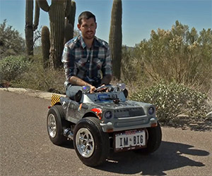 World's Smallest Roadworthy Car for Sale