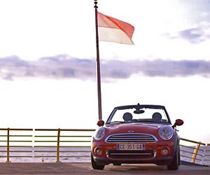 XCAR Recreates Famed 1964 Monte Carlo Rally