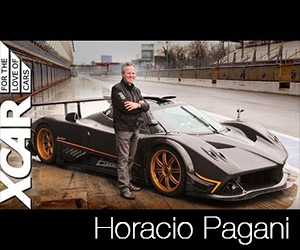 Horacio Pagani Shares His Story and Design Philisophy