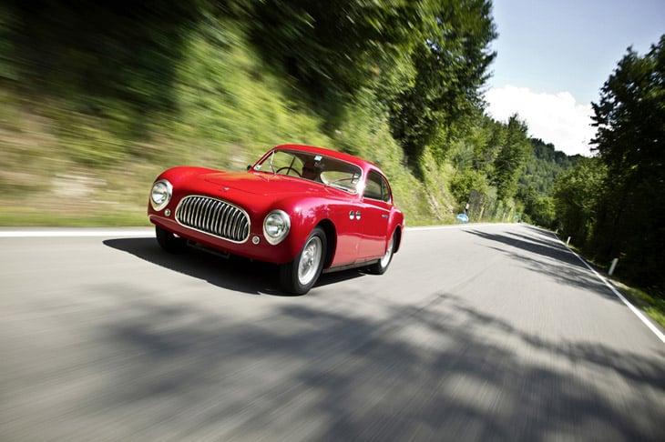 1949 Cisitalia 202 Gran Sport Berlinetta for Sale