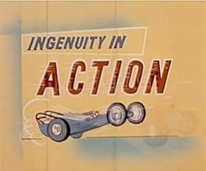 1958 Hot Rod Nationals: Ingenuity in Action