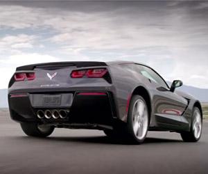 2014 Corvette Stingray: Machine
