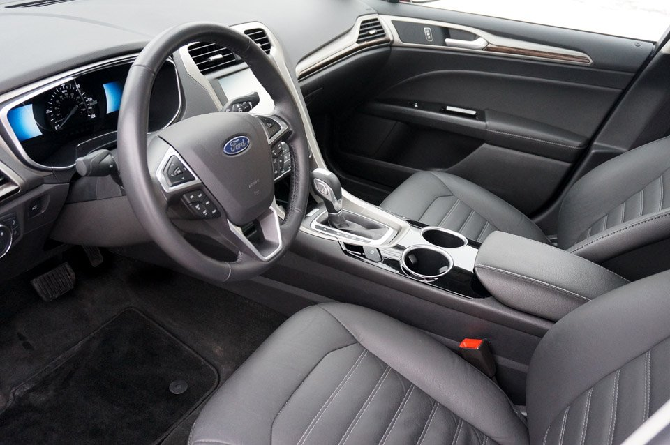 2014 Ford Fusion Energi Se Plug In Hybrid Review 95 Octane