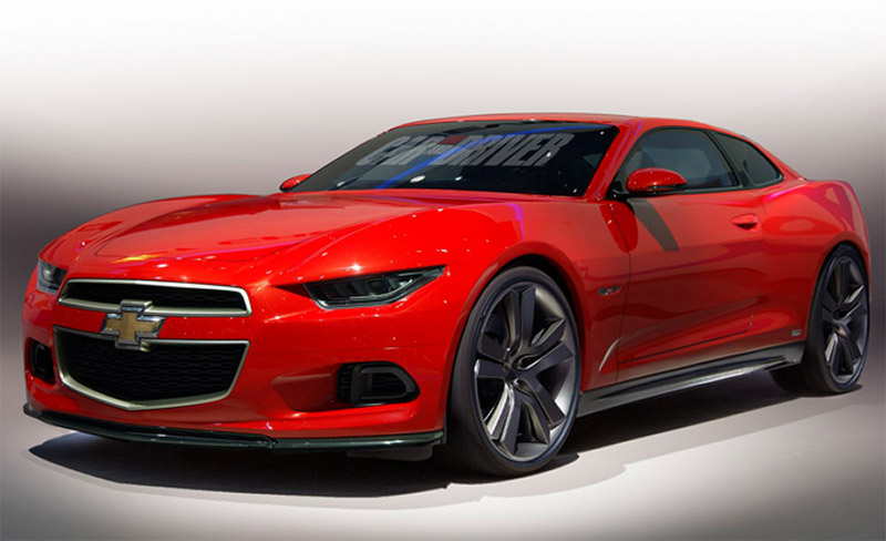 2015/2016 Chevy Camaro Speculation - 95 Octane