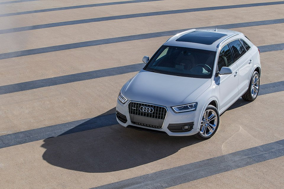 2015 Audi Q3 Compact SUV
