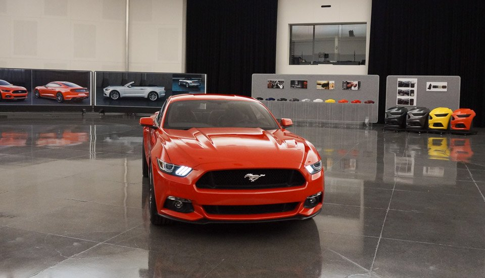 2015 Ford Mustang: Inside the Design