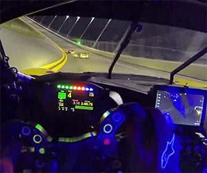 Corvette C7.R Racing at the 24 Hours of Daytona