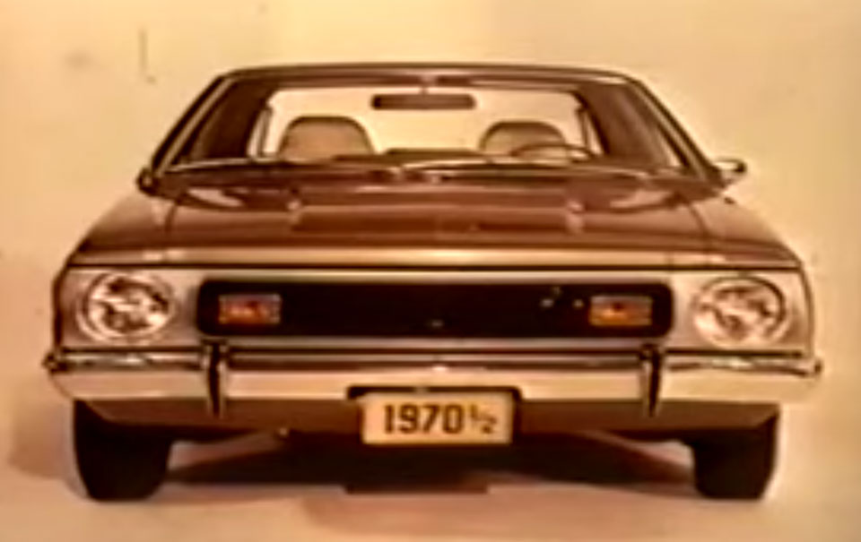 How the AMC Gremlin Tried to Compete with the VW Bug