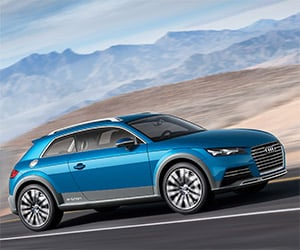 Audi Allroad Shooting Brake Concept Announced