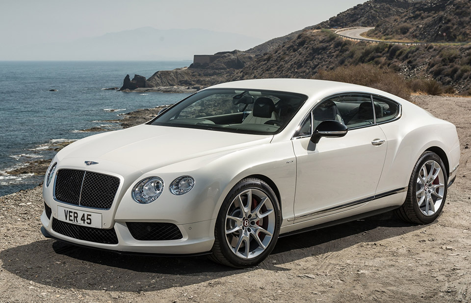 Bentley Continental GT V8 S - 95 Octane
