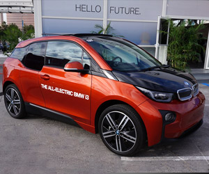 Test Drive: BMW i3 Electric