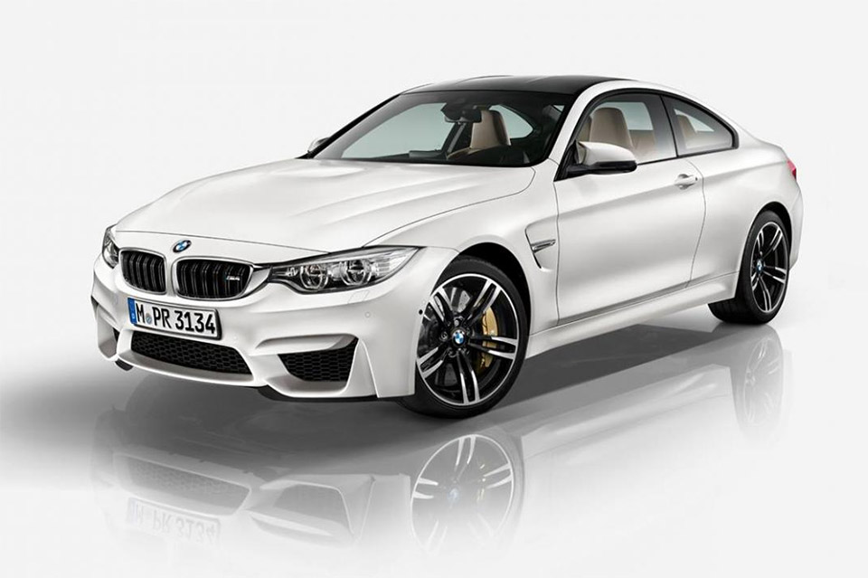 BMW M3 and M4 Individual Program Spec