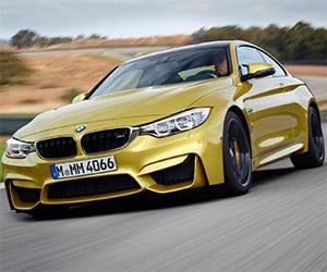 The 2014 BMW M3 and M4 Hit the Track