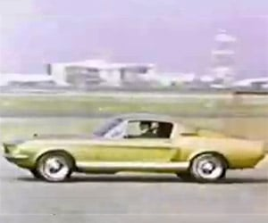 Carroll Shelby Pitches the 1967 Shelby Mustang GT