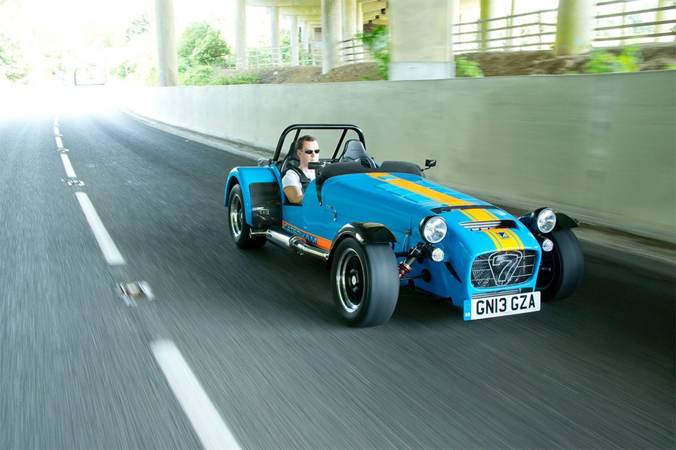 Caterham Cars to Be Available in U.S.