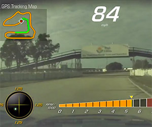 2015 Corvette Adds Performance Data Recorder