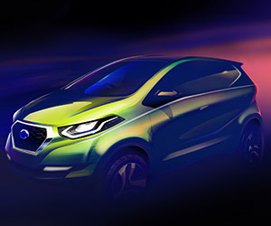Datsun Brand Returning, Concept Sketch Unveiled