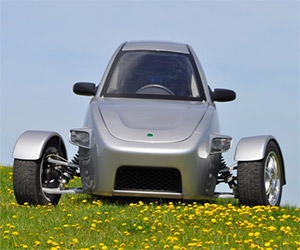 Elio Motors $6,800 Three-Wheel Car to be at CES