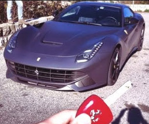 The Sounds of the Ferrari F12 Berlinetta