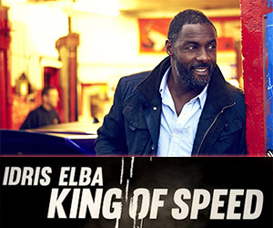 King of Speed: Idris Elba Looks at Street Racing