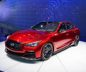 Infiniti Q50 Eau Rouge is Stunning in Person