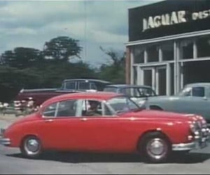 Jaguar Factory Tour: Circa 1961