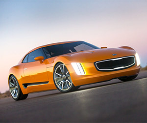 Kia GT4 Stinger Concept Unveiled