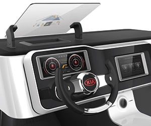 Kia Unveils Hand-Gesture Controls at CES