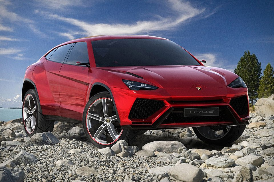Lamborghini Urus SUV Expected in 2017
