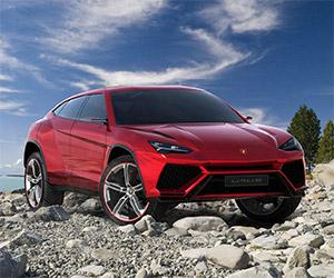 Lamborghini Urus SUV Expected in 2017