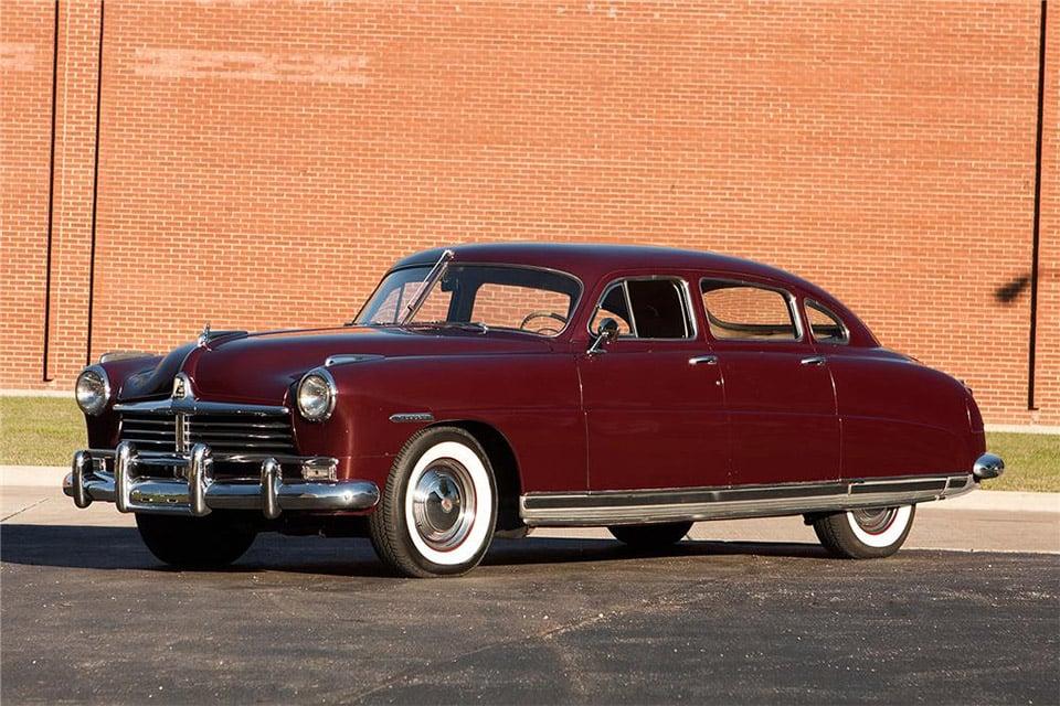 Miss Daisy's 1949 Hudson Commodore 8