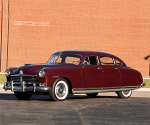 Miss Daisy's 1949 Hudson Commodore 8