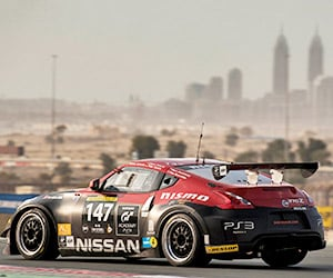 Nissan NISMO 24 Hours of Dubai Race Highlights