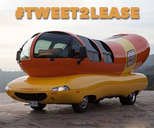 Win a Ride in the Wienermobile for a Day