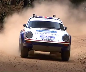 The Porsche 911′s Alter Ego: Rally Racer