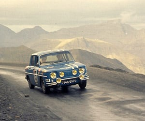 Renault Celebrates 50 Years of the Renault 8 Gordini