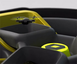 Renault Teases Concept Bound for New Delhi