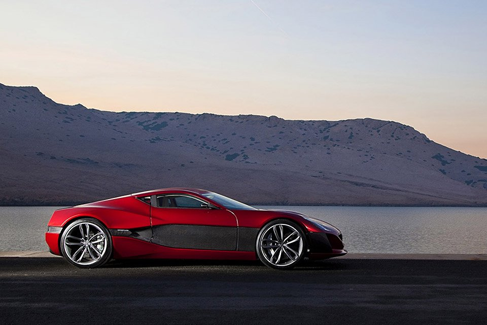 BMW Performance Driving School >> Rimac Concept_One, The Electric Supercar