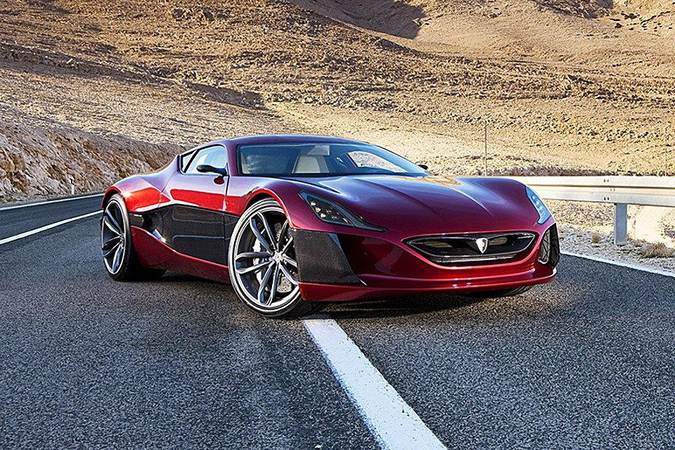Rimac Concept_One, The Electric Supercar