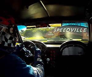 Take a Lap of Road America in a 1965 427 Corvette