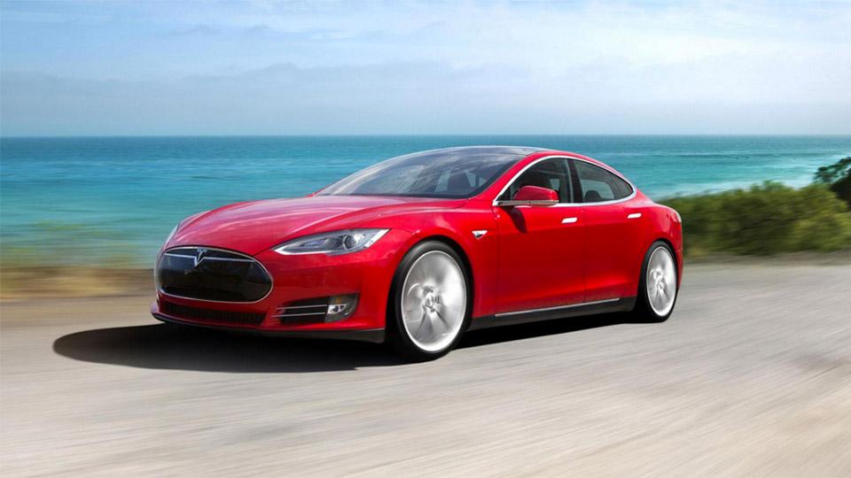 Saleen Planning EV Based on Tesla Model S
