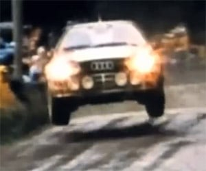 The History of the Audi Quattro