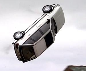 Top Gear Does a Barrel Roll
