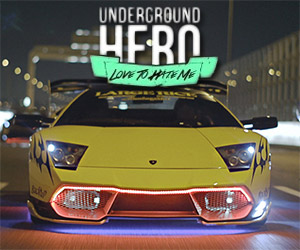 Underground Hero: Love To Hate Me