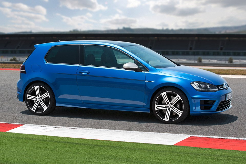 Volkswagen's 2015 Golf R to Debut in Detroit