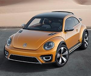 Volkswagen Beetle Dune Concept Unveiled