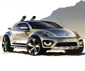 Volkswagen Beetle Dune Off-Road Concept